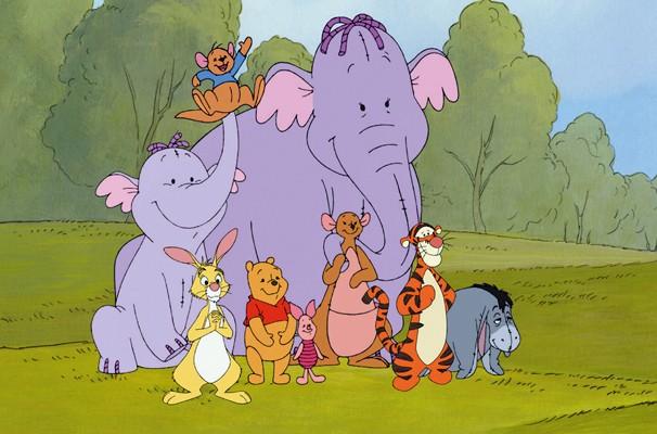 Veja a animação 'Pooh e o Efalante' (2005) na TV Globinho deste sábado, dia 7 (Foto: Divulgação/Reprodução)