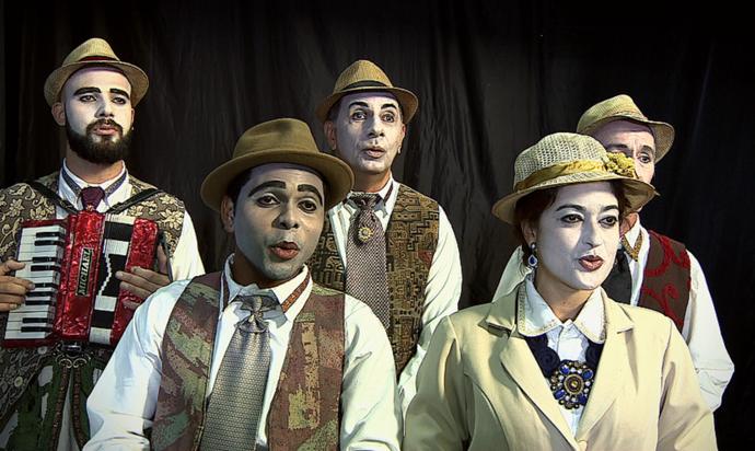 Grupo Imbuaça fala sobre novo espetáculo no 'Combinado' (Foto: TV Sergipe)