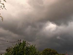 Tempo segue instável no Acre nesta quarta-feira (4) (Foto: Reprodução/TV Acre)