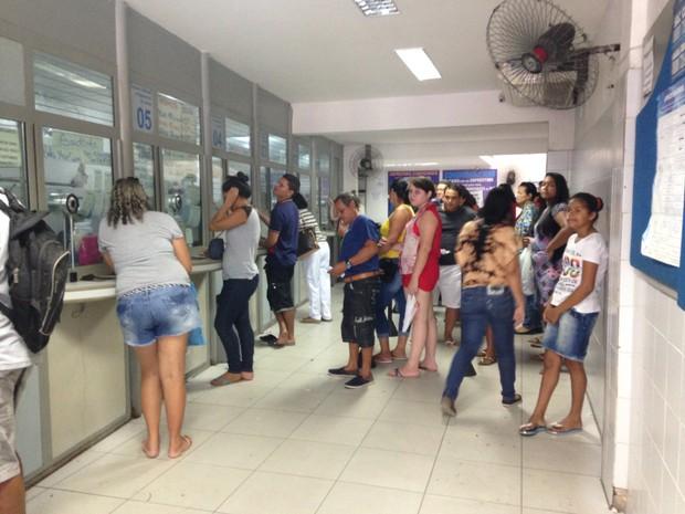 Apostadores sonham com as possibilidades se acertassem na Mega da Virada (Foto: Natália Normande/G1)