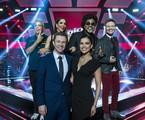 Elenco do 'The voice Brasil' | Mauricio Fidalgo/ TV Globo