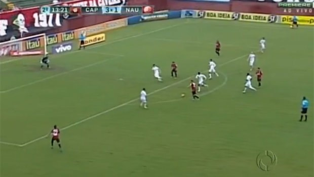 Com a goleada, Atlético volta a focar na final da Copa do Brasil (Foto: Reprodução)