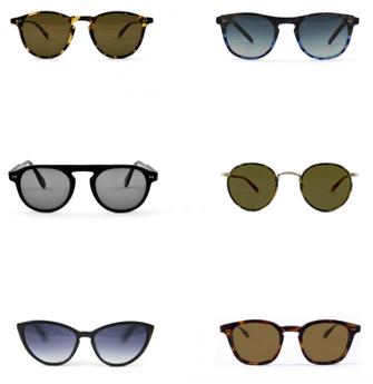 Tzukuri lançará seis modelos de óculos com tecnologia iBeacon (Foto: Divulgação/Tzukuri)