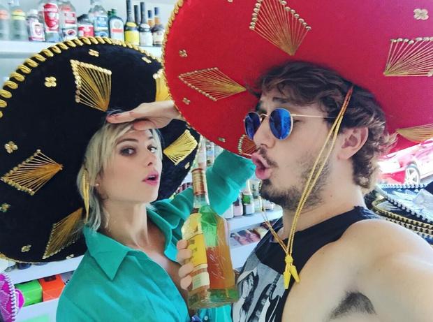 Julianne Trevisol e Christian Monassa (Foto: Reprodução/Instagram)