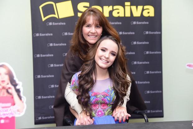 Larissa Manoela (Foto: Leo Franco / AgNews)