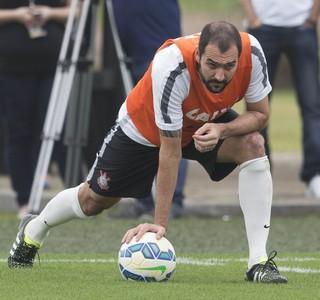 Danilo Corinthians (Foto: Daniel Augusto Jr/Agência Corinthians)