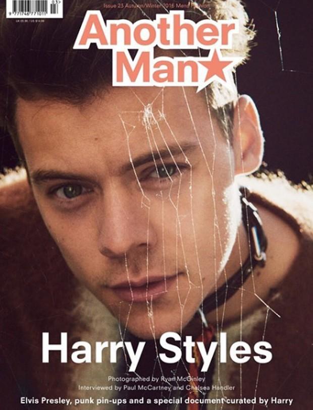 Harry Styles (Foto: Reprodução)
