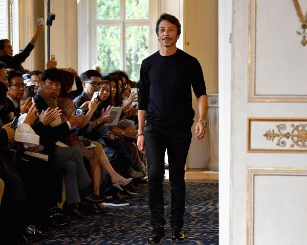 Pierpaolo Piccioli, diretor criativo da Valentino (Foto: Getty Images)