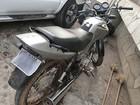 Jovem detido em MT afirma que moto roubada foi comprada em feira, diz PM