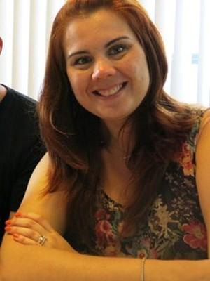 Ludmilla Rossi, a fundadora da produtora de games Mukutu (Foto: Arquivo/Mariane Rossi/G1)