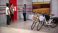 G1 entrevista artistas visuais que viajaram 500 dias de bike