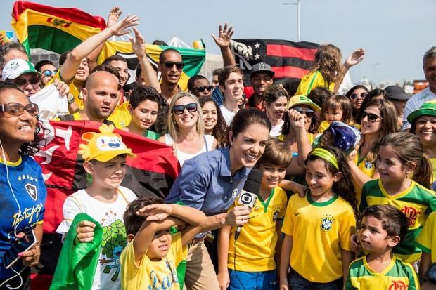 Mariana Gross (Foto: João Miguel Júnior e João Cotta / TV Globo)