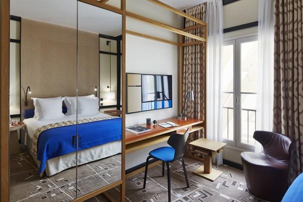 Hotel Bel-Ami, em Paris (Foto: Divulgação)