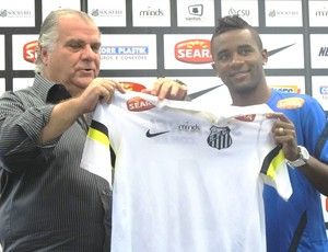 Cicinho e Odílio Rodrigues (Foto: Lincoln Chaves)