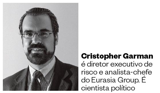 Cristopher Garman (Foto: Época)