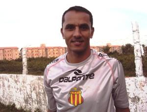Meia do Sampaio, Rodriguinho, chegou para reforçar time em 2012 (Foto: Afonso Diniz/Globoesporte)