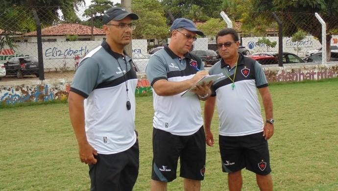 botafogo-pb, marcelo vilar (Foto: Divulgação / Botafogo-PB)