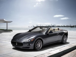 Papel de parede: Maserati GranCabrio