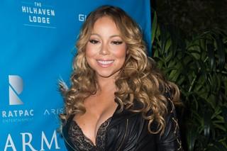 Mariah Carey em evento em Los Angeles, nos Estados Unidos (Foto: Emma McIntyre/ Getty Images)