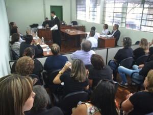 Maioria dos votos decidiu pela condenação (Foto: Sérgio Maciel/Arquivo Pessoal)