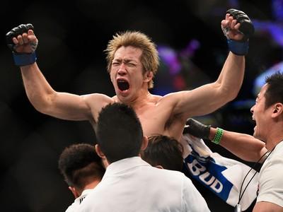 Michinori Tanaka, UFC 195, MMA (Foto: Getty Images)