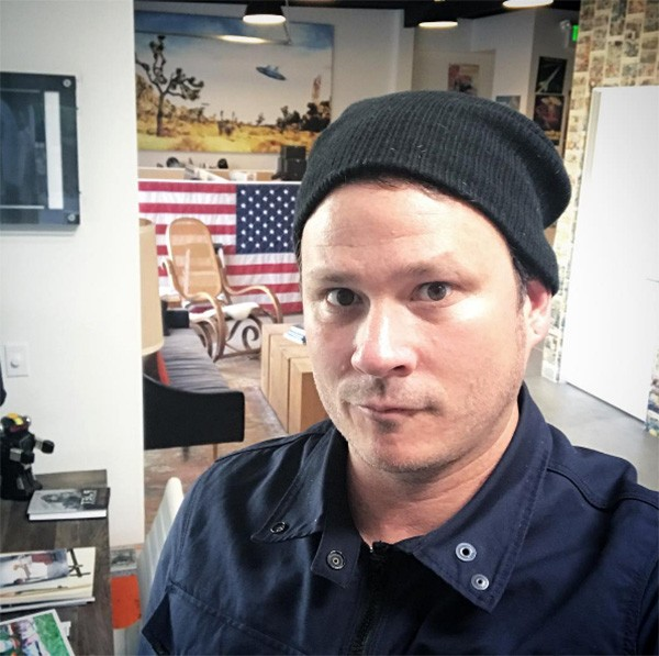 Tom DeLonge (Foto: Instagram)