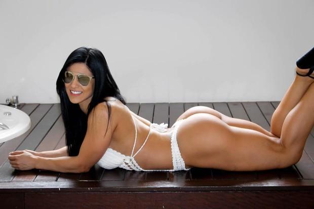 Eva Andressa, musa fitness (Foto: Reprodução / Instagram)