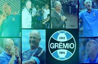 Do carinho à queda  Felipão falha no Grêmio e não se reergue após 7 a 1 f69647890d4bc