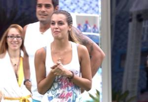 BBB às 13h04m do dia 22/02. (Foto: Big Brother Brasil)