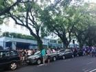Vestibular da UFRGS começa com movimento tranquilo em Porto Alegre
