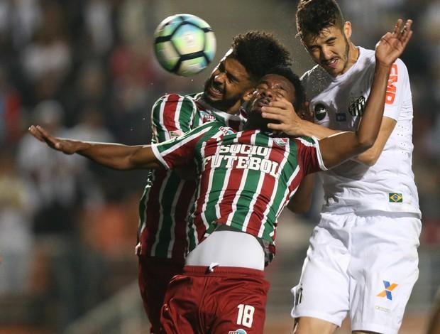 Santos Fluminense