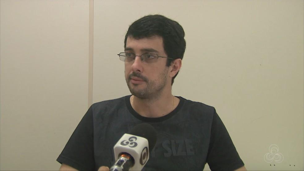 Delegado diz que suicídios também são investigados pela delegacia, pois pode ocorrer ocultação de crime e de cadáver (Foto: Reprodução/Rede Amazônica Acre)
