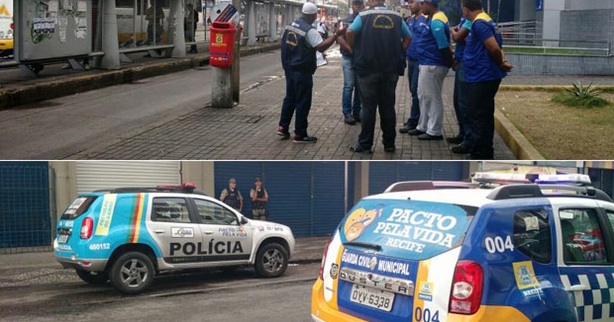 Recife tira ambulantes de parte da Avenida Conde da Boa Vista - Globo.com