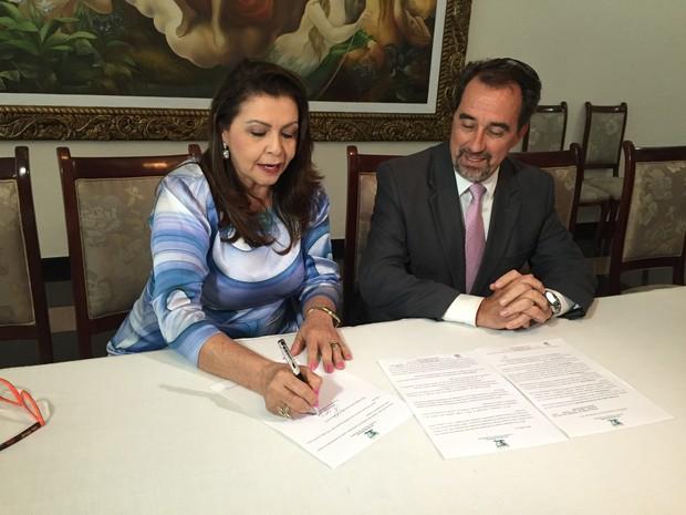 Governadora Suely Campos decretou situação de emergências em 10 municípios do estado (Foto: Inaê Brandão/G1 RR)