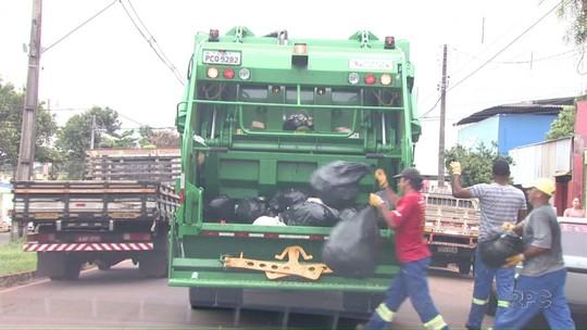Novo edital de licitação da coleta de lixo prevê gastar até R$ 219 mil a mais