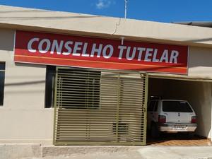 Conselho tutelar de Córrego Fundo (Foto: Prefeitura de Córrego Fundo)