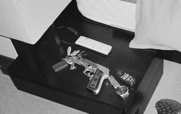 Arma caso pistorius (Foto: Reprodução / Daily Mail)