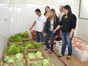 Visitas buscam informações sobre o projeto  (Foto: Divulgação/Prefeitura de Formiga)