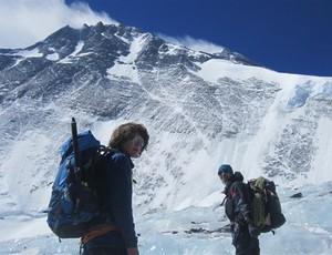 Paul Romero e Jordan expedição no Himalaia corrida de aventura Rocky Man (Foto: Team Jordan)