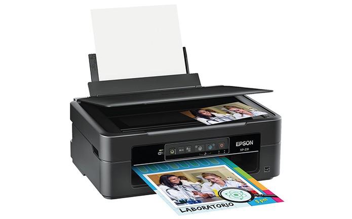 Epson Expression XP-231 tem tecnologia Wi-Fi e alta resolução de imagem (Foto: Divulgação/Epson)