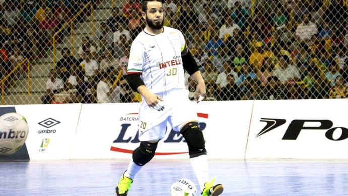 Sorocaba Futsal x Orlândia, quartas, LNF, Jean Wolverine (Foto: Yuri Gomes / Magnus Futsal)