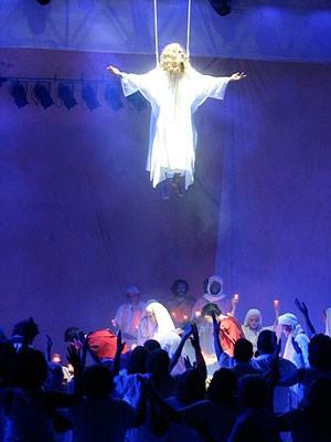 Espetáculo será encenado na Praça Caramuru (Foto: Divulgação)