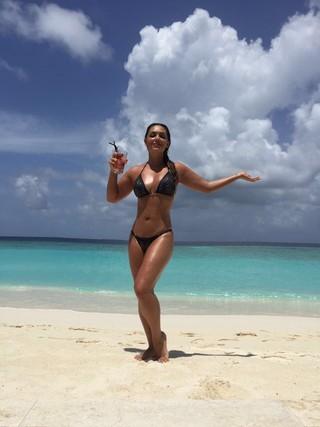 Tânia Mara mostra corpo após emagrecer oito quilos (Foto: Reprodução Instagram \ MF Models Assessoria/Divulgação)