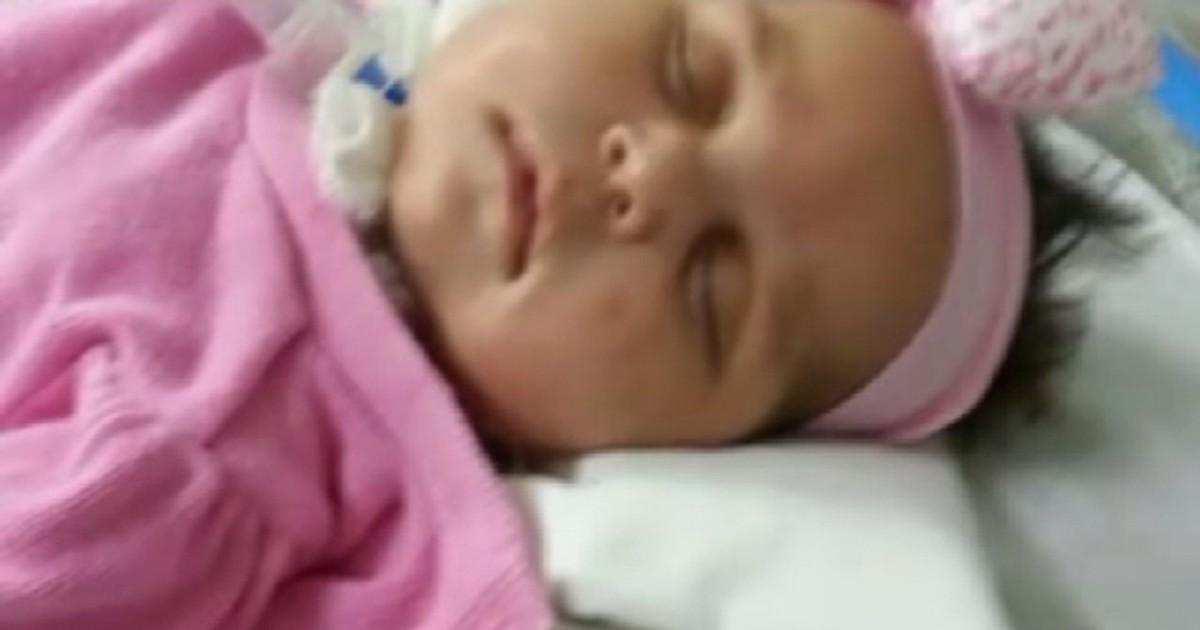 ccde0c383acd79 G1 - Mãe faz vídeo após morte da filha e causa comoção na internet ...