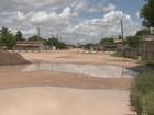 Sem asfalto, moradores reclamam de alagações na zona Oeste de Boa Vista