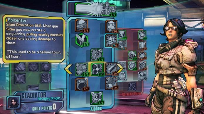 Borderlands: The Handsome Collection permite transferir seu progresso de Borderlands 2 e The Pre-Sequel (Foto: Reprodução/Mega Games)