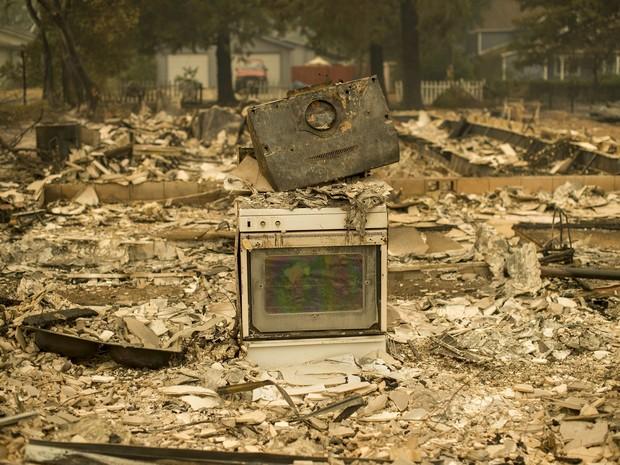 Califórnia declara estado de  emergência por incêndios florestais (Foto: Reuters)