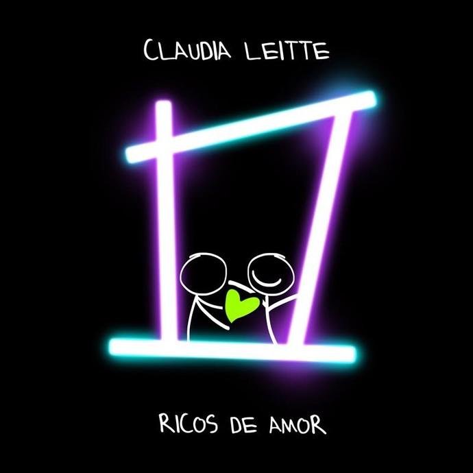 Claudia Leitte lançou novo single 'Riscos de Amor' (Foto: Divulgação)