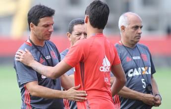 Contra Ponte, Zé Ricardo tem tríplice desafio na primeira vez à frente do Fla