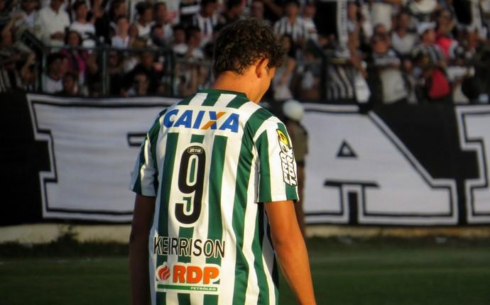 Operário-PR; Coritiba; Keirrison (Foto: Fernando Freire)